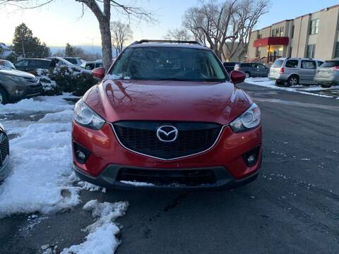 2013 Mazda CX-5 for sale at Global Automotive Imports of Denver in Denver CO