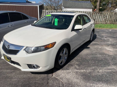 2011 Acura TSX for sale at PAPERLAND MOTORS - Fresh Inventory in Green Bay WI