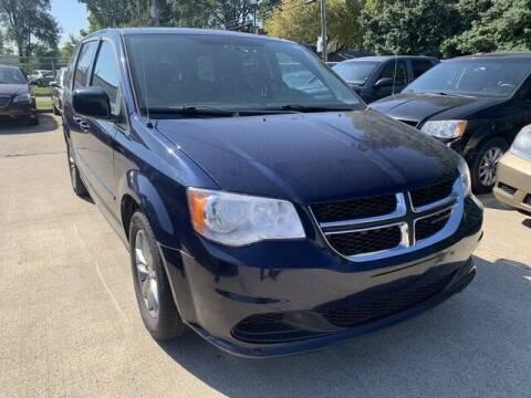 2015 Dodge Grand Caravan for sale at Martell Auto Sales Inc in Warren MI