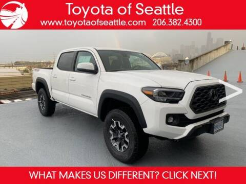2021 Toyota Tacoma for sale at Toyota of Seattle in Seattle WA
