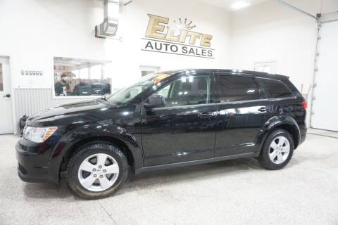 2016 Dodge Journey for sale at Elite Auto Sales in Ammon ID