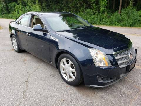 2008 Cadillac CTS for sale at GA Auto IMPORTS  LLC in Buford GA