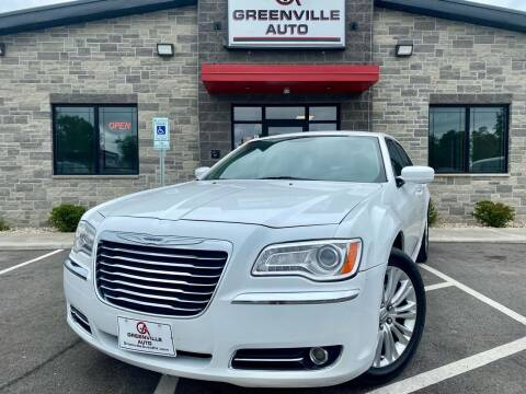 2014 Chrysler 300 for sale at GREENVILLE AUTO in Greenville WI