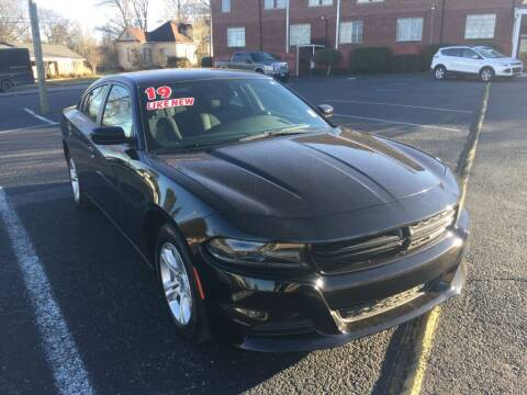 2019 Dodge Charger for sale at DEALS ON WHEELS in Moulton AL