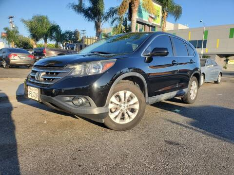 2014 Honda CR-V for sale at GENERATION 1 MOTORSPORTS #1 in Los Angeles CA