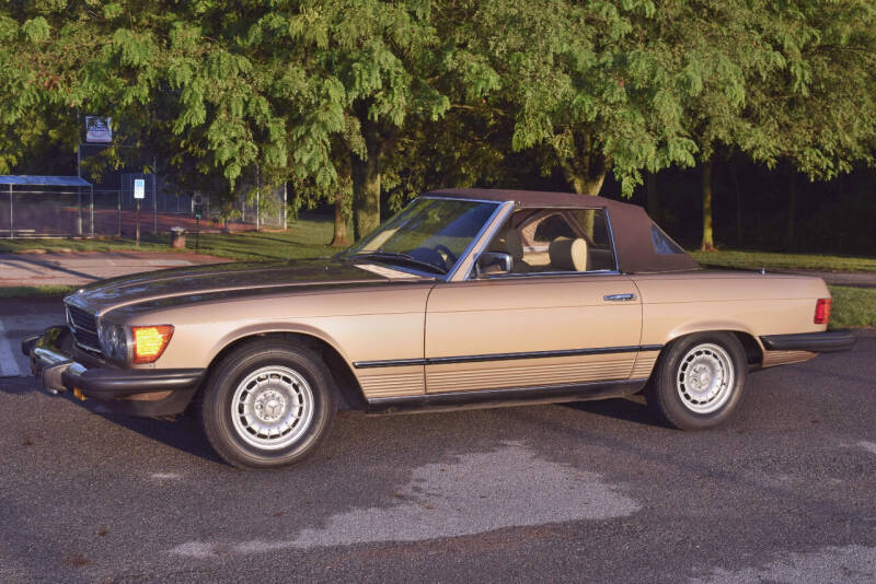 1981 Mercedes-Benz 380-Class 380 SL 2dr Convertible - Columbus OH