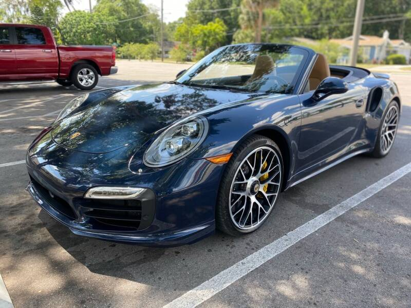 2016 Porsche 911 for sale at CHECK  AUTO INC. in Tampa FL