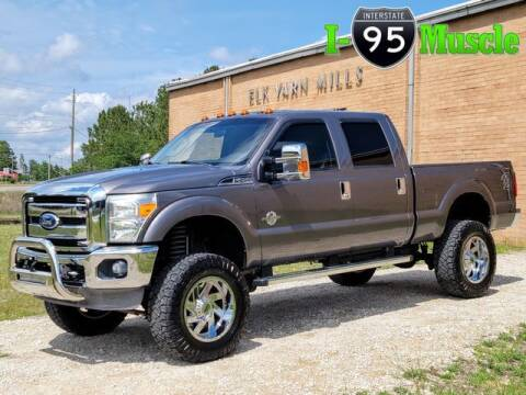 2011 Ford F-250 Super Duty for sale at I-95 Muscle in Hope Mills NC