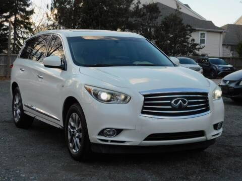 2015 Infiniti QX60 for sale at Prize Auto in Alexandria VA