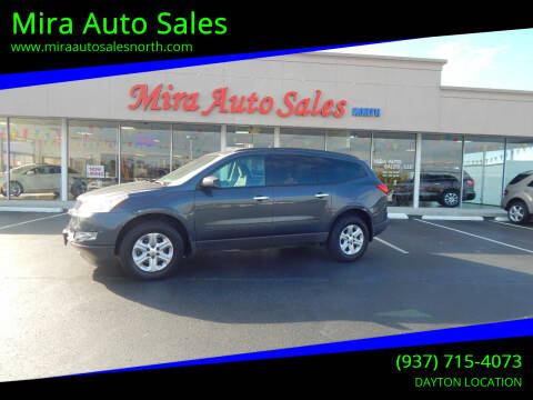 2011 Chevrolet Traverse for sale at Mira Auto Sales in Dayton OH