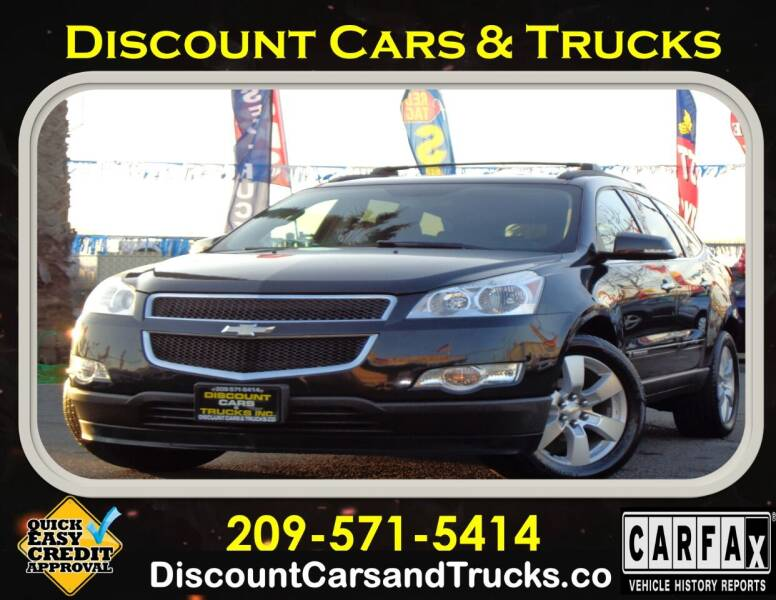 2009 Chevrolet Traverse for sale at Discount Cars & Trucks in Modesto CA