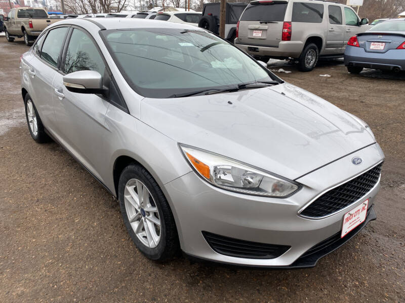 2015 Ford Focus for sale at Truck City Inc in Des Moines IA