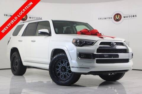 2014 Toyota 4Runner for sale at INDY'S UNLIMITED MOTORS - UNLIMITED MOTORS in Westfield IN