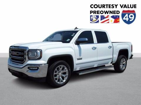2018 GMC Sierra 1500 for sale at Courtesy Value Pre-Owned I-49 in Lafayette LA