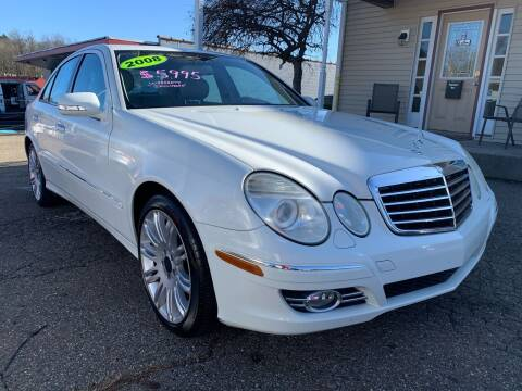 2008 Mercedes-Benz E-Class for sale at G & G Auto Sales in Steubenville OH