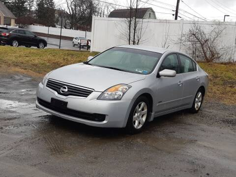 2009 Nissan Altima Hybrid for sale at MMM786 Inc. in Wilkes Barre PA