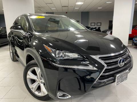 2017 Lexus NX 200t for sale at Auto Mall of Springfield in Springfield IL