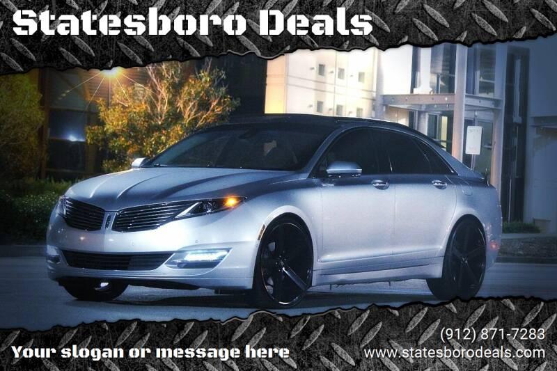 2013 Lincoln MKZ for sale in Statesboro, GA