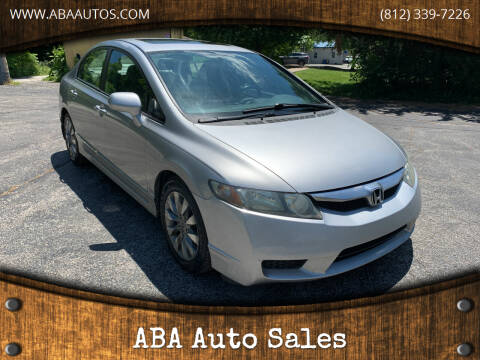 2009 Honda Civic for sale at ABA Auto Sales in Bloomington IN