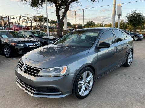 2016 Volkswagen Jetta for sale at CityWide Motors in Garland TX