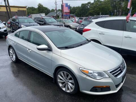 2012 Volkswagen CC for sale at Primary Motors Inc in Commack NY