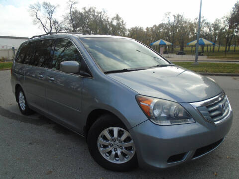 2009 Honda Odyssey for sale at Sunshine Auto Sales in Kansas City MO