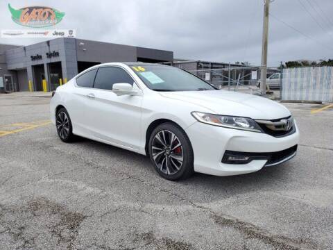 2016 Honda Accord for sale at GATOR'S IMPORT SUPERSTORE in Melbourne FL