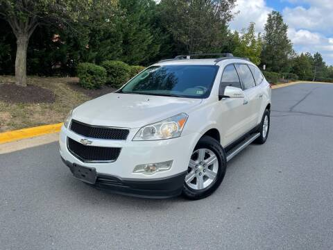 2011 Chevrolet Traverse for sale at Aren Auto Group in Sterling VA