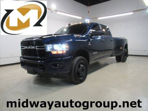 2019 RAM Ram Pickup 3500 for sale at Midway Auto Group in Addison TX