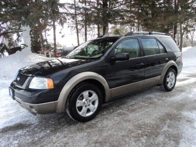 2007 Ford Freestyle for sale at HUSHER CAR COMPANY in Caledonia WI