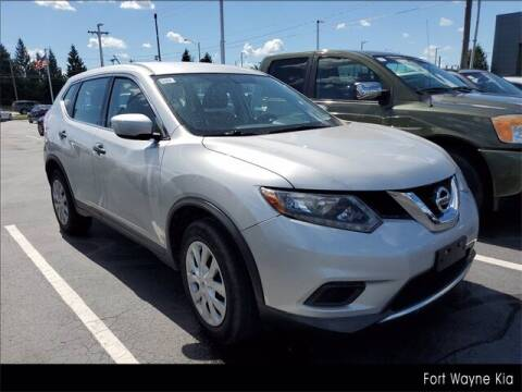 2016 Nissan Rogue for sale at BOB ROHRMAN FORT WAYNE TOYOTA in Fort Wayne IN
