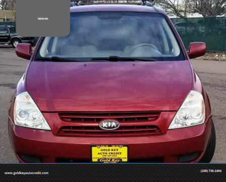 2010 Kia Sedona for sale at G.K.A.C. in Twin Falls ID