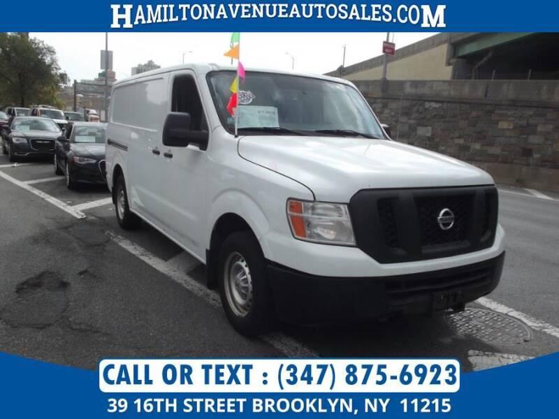 2016 Nissan NV Cargo for sale at Hamilton Avenue Auto Sales in Brooklyn NY