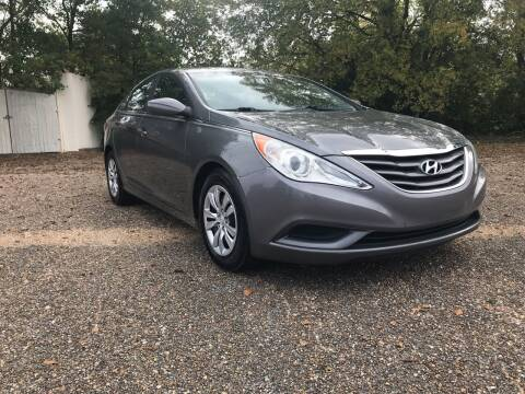 2011 Hyundai Sonata for sale at DRIVE ZONE AUTOS in Montgomery AL