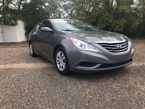 2011 Hyundai Sonata for sale at DRIVE ZONE AUTOS in Montgomery AL