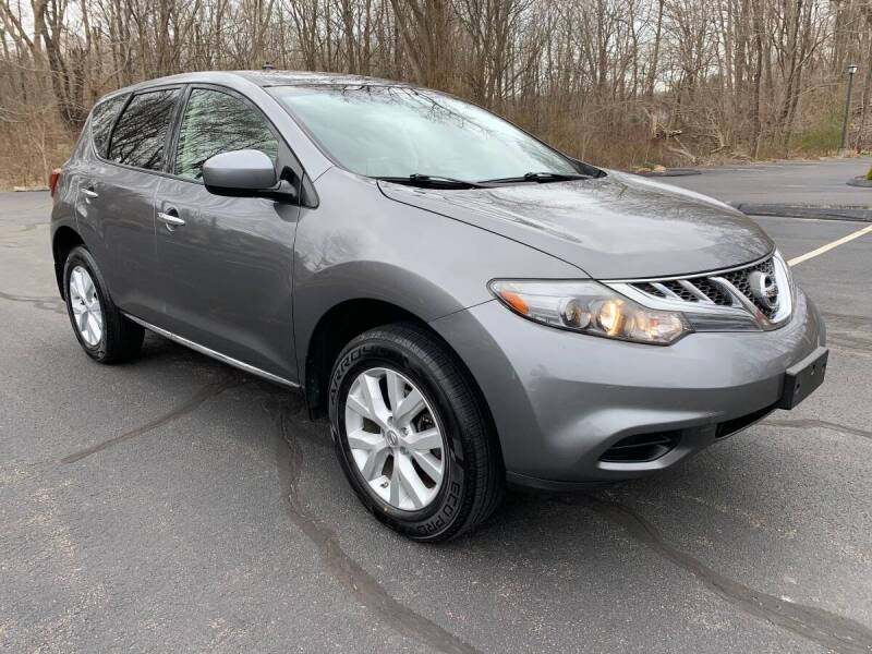 2014 Nissan Murano for sale at Volpe Preowned in North Branford CT