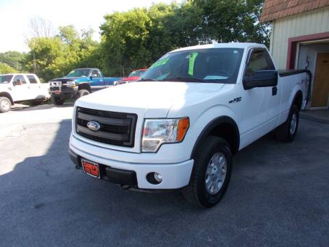 2013 Ford F-150 for sale at Careys Auto Sales in Rutland VT