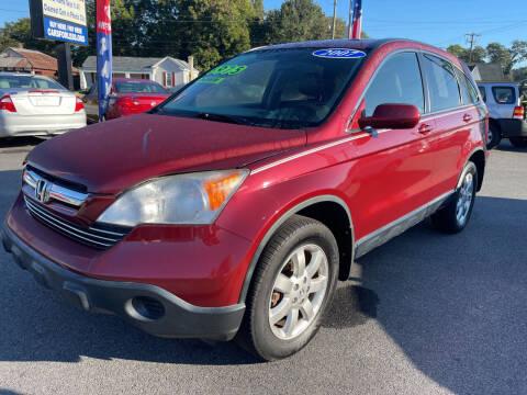 2007 Honda CR-V for sale at Cars for Less in Phenix City AL