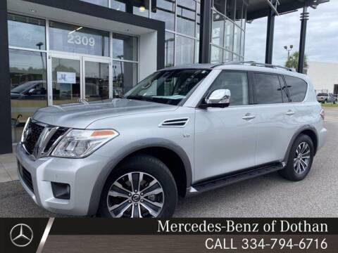 2018 Nissan Armada for sale at Mike Schmitz Automotive Group in Dothan AL