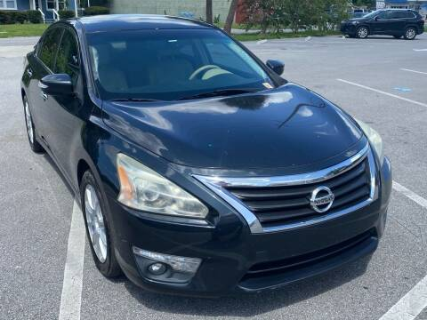 2013 Nissan Altima for sale at Consumer Auto Credit in Tampa FL