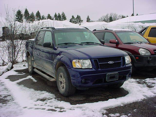 2005 Ford Explorer Sport Trac for sale at VOA Auto Sales in Pontiac MI