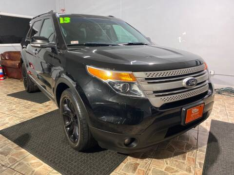 2014 Ford Explorer for sale at TOP SHELF AUTOMOTIVE in Newark NJ