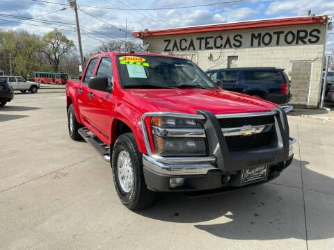 2004 Chevrolet Colorado for sale at Zacatecas Motors Corp in Des Moines IA