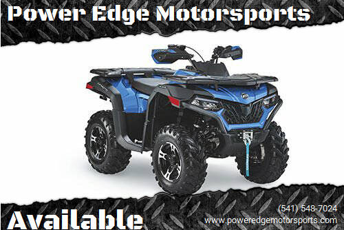 2021 CF Moto CForce 600 for sale at Power Edge Motorsports in Redmond OR