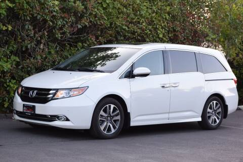 2015 Honda Odyssey for sale at Beaverton Auto Wholesale LLC in Aloha OR