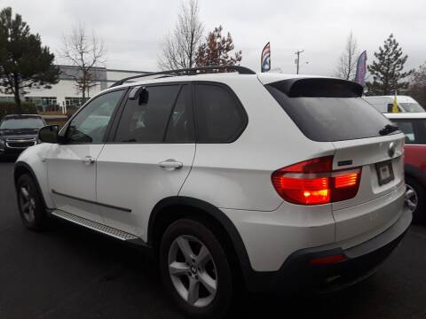 2007 BMW X5 for sale at M & M Auto Brokers in Chantilly VA