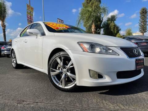 2009 Lexus IS 250 for sale at River Park Automotive Center in Fresno CA