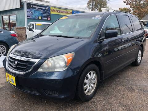 2009 Honda Odyssey for sale at El Tucanazo Auto Sales in Grand Island NE