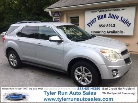 2011 Chevrolet Equinox for sale at Tyler Run Auto Sales in York PA