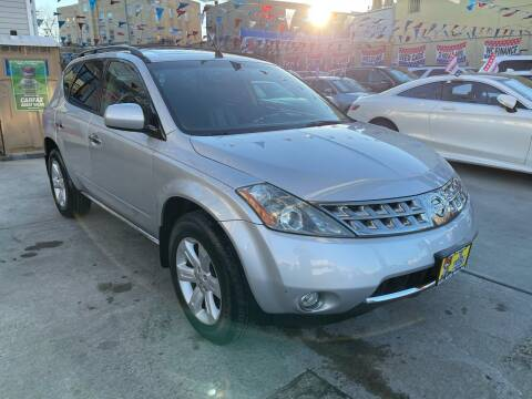 2006 Nissan Murano for sale at Elite Automall Inc in Ridgewood NY